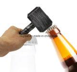 Abrelatas de botella creativo del martillo del juego de la idea