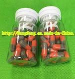 Perdita di peso di dimagramento grigia arancione adatta delle pillole di dieta dell'agrume che dimagrisce capsula