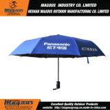 Автоматическая Semi-Стеклоткань 3folding рекламируя зонтик