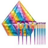 Les balais de renivellement/brosse de lecture en cristal de renivellement de traitement/logo fait sur commande composent des balais
