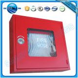 Aspect délicat Verrouillage en acier inoxydable pour armoire de tuyau de tuyau d'incendie