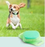 Colar de cão impermeável do perseguidor do GPS do animal de estimação