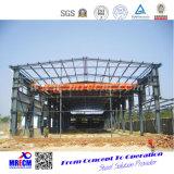 低価格の大きい品質の鉄骨構造の倉庫か工場