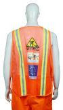 Workwear/combinação/veste reflexivos da segurança