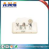 Asset Management를 위한 Hf Ntag213 RFID NFC Epoxy Key Tag