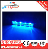 indicatore luminoso di indicatore lineare del supporto LED della superficie 4W