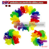 Hawaiian Party Product Aloha Party Rainbow Floral Leis (BO-3008)