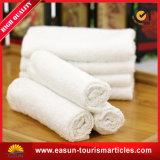 綿の小さく使い捨て可能な追加謝金タオル