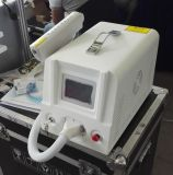Machine à commutation de Q de déplacement de tatouage du laser 1064nm/532nm de soins de la peau