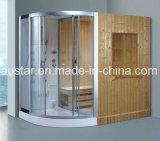 sauna combiné par vapeur de 2400mm avec la douche (AT-D8868)