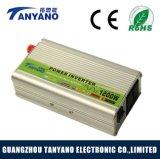 12V de Omschakelaar gelijkstroom van de Macht van de 110V/220VAuto 1200watt aan AC Omschakelaar met USB