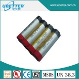 Manufacture 18650 Battery High Drain 3.7V 2600mAh Batterie Li-ion rechargeable pour E-Cigarette