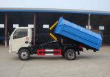 4*2 de Hydraulische Cilinder van de Vuilnisauto HOWO, de Vuilnisauto van de Lift van de Haak, de Vrachtwagen van de Vuilnisman