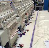 6 Encabeza la tapa del equipo bordado de la máquina para T-Shirt y llano bordado precio de fábrica en China