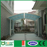 Carport di alluminio con approvazione di CE/ISO