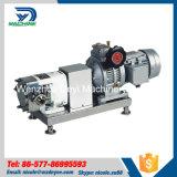 Pompe sanitaire de rotor de Tri-Lobe d'acier inoxydable