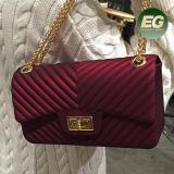 De heet-verkoopt Elegante Handtassen van de Vrouwen van de Zakken van de Boodschapper van Dames tot Zakken met Lange Ketting Sy8483