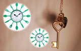 Новые творческие 10-дюймовый Quartz Настенные часы
