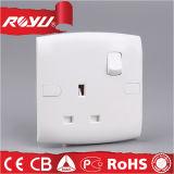 prese di corrente elettriche della parete del multi di Pin 220V supporto della spina
