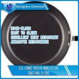 Revestimiento antiadherente de resina de silicona (S-200)