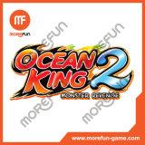 Máquina de jogo da arcada do caçador do rei 2 trapaceiros do oceano