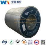 Изготовление гальванизировало сталь, лист, гальванизированную катушку покрытия цинка качества стального листа гальванизированную листом стальную
