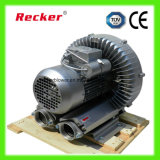 ホッパー撹拌のための側面チャネルの圧縮機