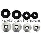 Acier inoxydable 304 rondelle de cachetage métallisée de 316 EPDM