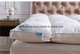 卸し売り安い羽はホテルのホームのためのマットレスの上層の/Padの保護装置を寝かせる