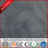 Высокое качество двойной кожи сумок софы PVC цвета тонов эластичной материальной мягкое