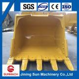 Cubeta da rocha de Sumitomo Sh350 1.6cbm