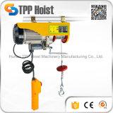 élévateur de levage micro électrique de levage de câble métallique d'outils de l'atelier 800kg à vendre