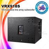 """18 do """" caixa do altofalante do equipamento PA Subwoofer DJ"""