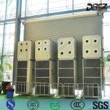 지면 - 당 천막을%s 거치된 변환장치 AC 단위 천막 냉난방 장치