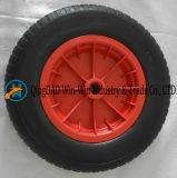 350-8/3.50-8 O plutônio dá forma à roda com borda plástica