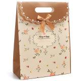 Sacchetto di carta di vendita caldo del regalo dello Sweety con l'arco