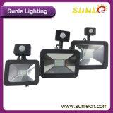 卸し売りPIRの動きセンサー50W LEDの洪水ライト(SLFAP5 SMD 50W-PIR)