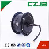 Motor eléctrico gordo trasero sin cepillo del eje de rueda de la bici de Jb-104c2 36V 500W