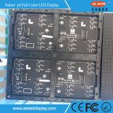 최신 판매를 위한 생생한 영상 실내 P4 큰 LED 단계 전시는 산다