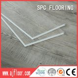 Matériau vierge 100 % étanche Wear-Resistant Spc Plancher Plancher plancher en vinyle PVC SPC Flooring Revêtements de sol en vinyle revêtement de sol en plastique