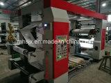 고속 3 색깔 Flexographic 인쇄 기계