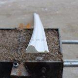 Teto moldando Hn-8607 do poliuretano do Cornice decorativo do plutônio do molde do trilho de cadeira