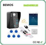 Téléphone sans fil WiFi porte vidéo système Intercom sonnette avec télécommande sans fil déverrouiller