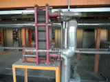 Chaîne de production de pulvérisation de poudre électrostatique