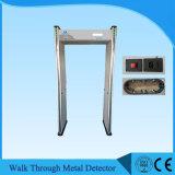 Camminata di alta risoluzione Ub600 di sostegno 6/12/18 dell'OEM tramite il metal detector