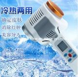 Оборудование красотки ультразвукового холодного горячего теплого молотка терапией Cryotherapy обработки Anti-Ageing
