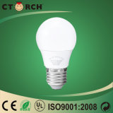 Lampada della lampadina di figura Plast+Aluminum LED di Ctorch 5W A50