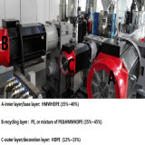 Blasformen-Maschine für Buayancy Becken