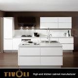 食器棚メーカーTivo-0032hからシンプルな設計の住宅のアパートのための小さい食器棚を取除きなさい