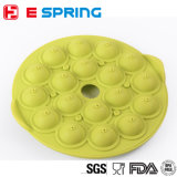 Hot Selling Silicone Cake Lollipop Mould Round Shape